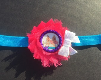 Liv and Maddie headband