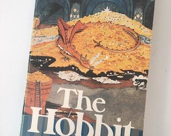 The Hobbit J R R Tolkien 1978 Unwin Paperback