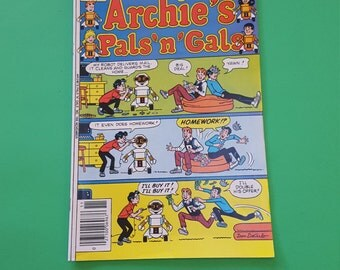 Archie Comics - Set of 3 Pals & Gals Betty and Veronica Katy Keene Special
