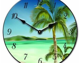 Beach Wall Clock 2