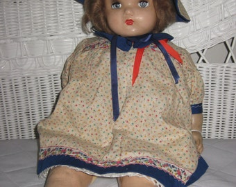 """Reduced Was 75 Cute 'Mama' Doll by Horsman 22"""""""