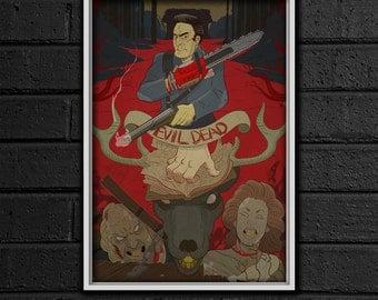 Evil Dead 2 Print