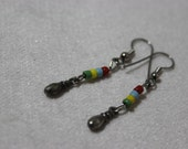 Beads Earrings. Earrings, Beaded Earrings
