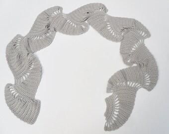Crochet / Boteh Scarf