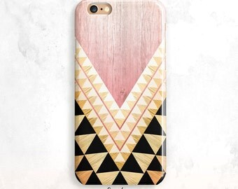 iPhone 7 Case, Geometric iPhone 6S Case, iPhone SE Case, Wood iPhone 6 Plus, iPhone 7 Case, Gold iPhone 6 Case, iPhone 5S Case, 3D Slim Case