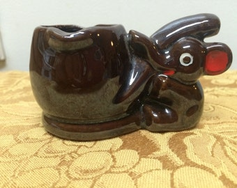 Adorable elephant vintage japan