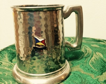 Mid sized English tankard