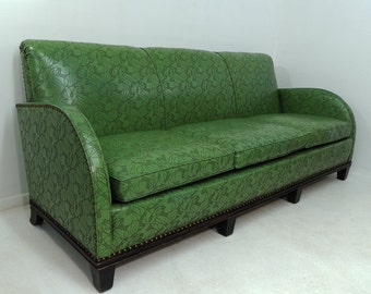 Items Similar To French Baroque Love Seat Sofa Couch Black