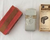 Vintage Samoca Camera Slide viewer, Romance viewer, Brilliant slide viewer, vintage camera supplies