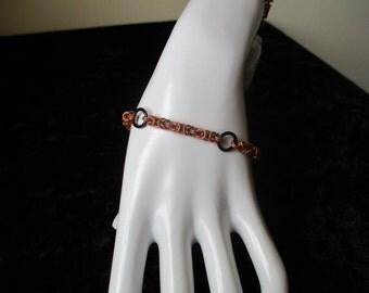 Byzantine Chainmaille Bracelet