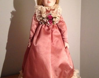 Seymour Mann Rapunzel Collectible doll