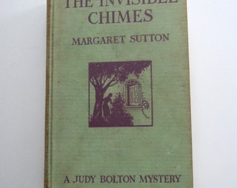 Vintage Book, The Invisible Chimes