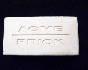 Acme Brick Miniature Advertisting Salesman's Sample
