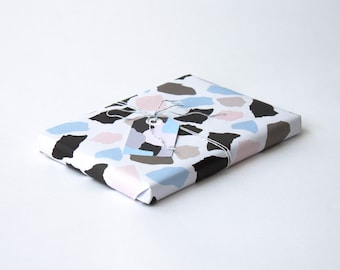Torn Paper Gift Wrap