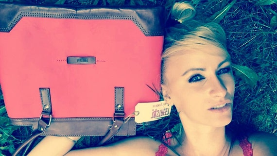 Luxury Duffle Bag, Travel Bag, Overnight Bag, Weekender Bag, Large Everyday bag, Red Leather Bag, Luggage and travel, Luggage,