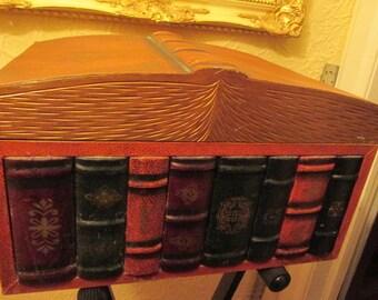 Decorative ornate storage box, cabinet
