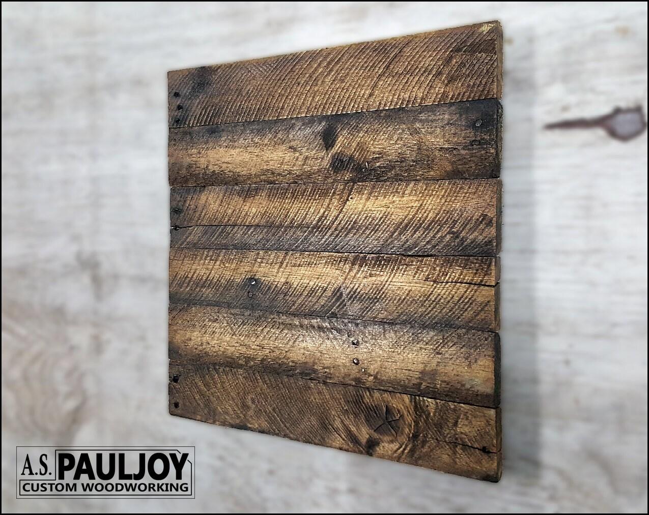 Decorative Wood Wall Panels Wooden Wall Panel Etsy