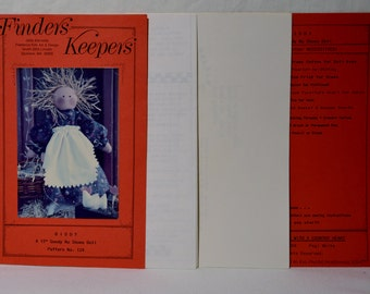 """Finders Keepers Biddy 15"""" Goody No Shoes Doll 124"""