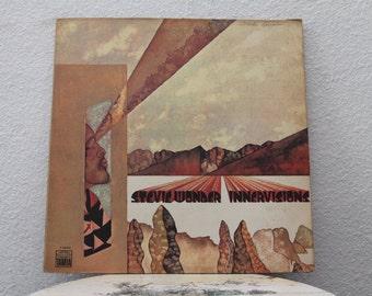 """Stevie Wonder - """"Innervisions"""" vinyl record"""