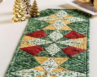 Christmas Star Table Runner Pattern Book