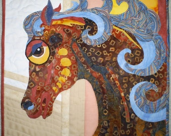 Paint Chip Pony