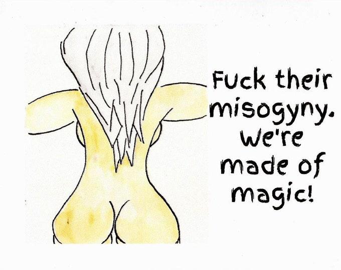 Fuck misogyny