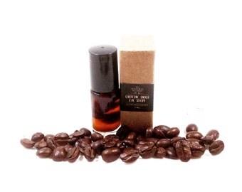 Caffeine Under Eye Serum -vitamin c, caffeine, alpha lipoic acid, coq10, rosehip oil, essential oils- By Exoskeletons (for puffy eyes)