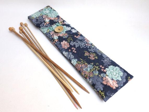 Knitting Needle Cases Storage : Knitting needle case straight storage by sakamaliss