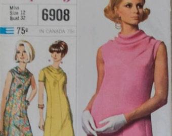 Lot/ 60s and 70s Vintage Simplicity Sewing Patterns