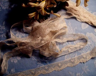 beautiful and thin old lace