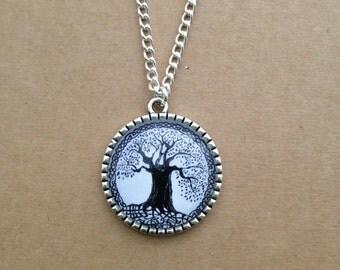 Tree of Life Necklace - Handmade Unique