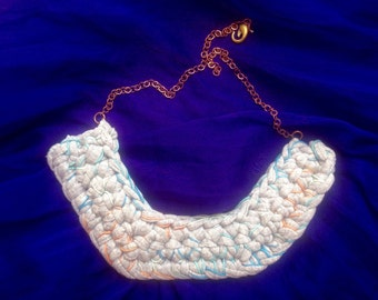Statement necklace hook - diffeeent colors available - collar chest wide hook more colors available