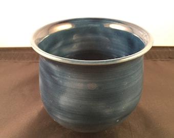 Blue Celadon Tea/Whiskey Cup