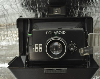 Polaroid EE 100 Folding Instant Camera