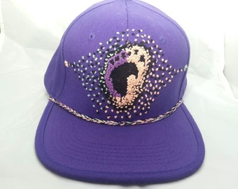 Wookiefoot Hat OOAK