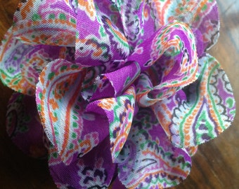 Hair Accessories- Flower hair clip-great for putting hair up or just wear as is.