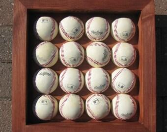 Baseball Shadowbox