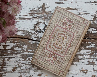 Antique Art Deco French Book