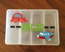 Personalized snack box