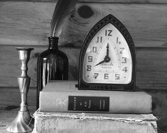 Vintage 40s/50s Clock