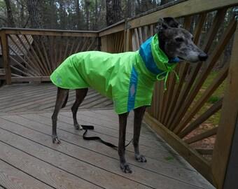 Hound Reflective Raincoat