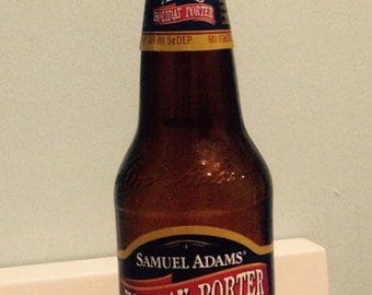 Sam Adams Holiday Porter Liquid Hand Soap Dispenser