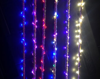 LED Light Wands - you choose the color!