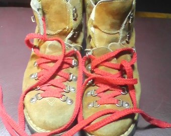 Women's Hiking Boots Made In Italy Size 10 Sold As Is
