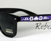 VENTE lunettes de soleil Hiawatha Design de perles
