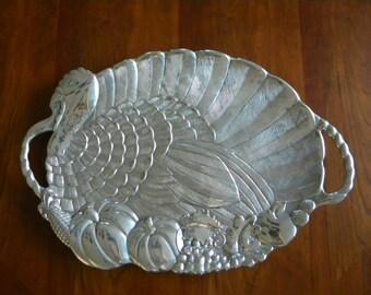 """Gorham Turkey Platter """"1831"""" (A)"""