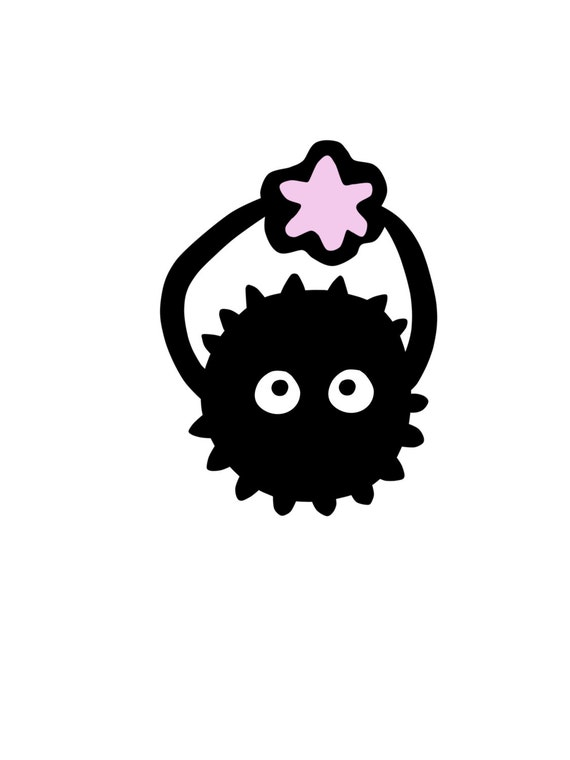Decal - Soot Sprite