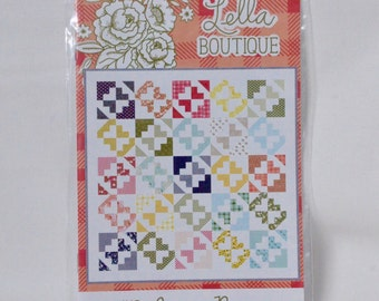 June Bug Quilt Pattern by Lella Boutique