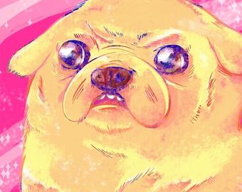 Adventure Time Mini Postcards