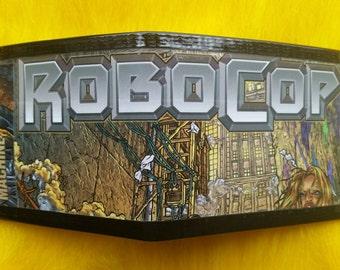 Robocop Comic Book Duct Tape Wallet